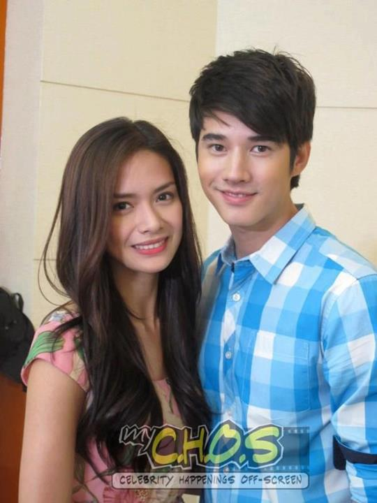 Mario Maurer and Erich Gonzales First Movie - Confirmed