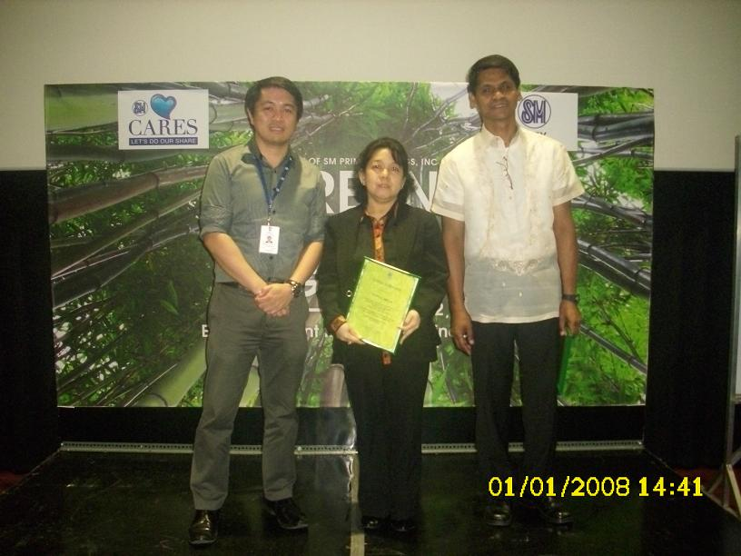 Green Retail Agenda at SM City Lipa