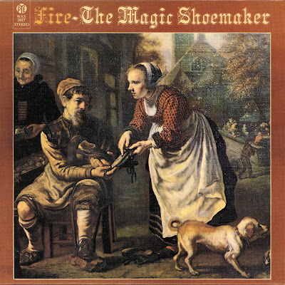 Fire - The Magic Shoemaker (Rare Psychedelic Rock UK 1970)