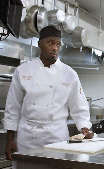 "Chef Jacques Vaz from ""Treme"""