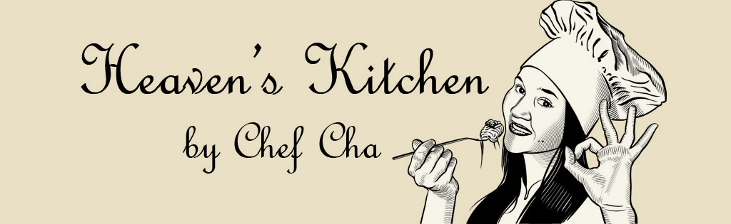 Heaven's Kitchen by Chef Cha