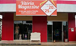 Atenção Nova Guarita, foi inaugurada a mais nova loja da cidade a Vitoria Magazzine.