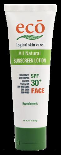 Natural Face Sunscreen Non Comedogenic