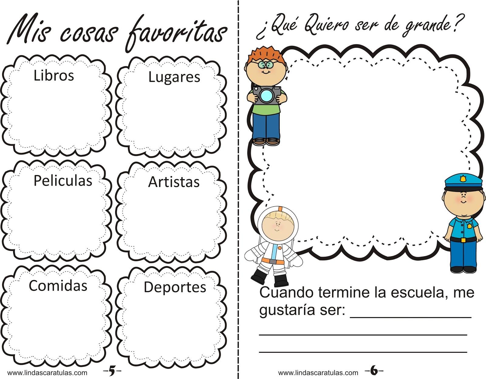 Famoso Hojas De Trabajo Auto Estima Pdf Colección - hojas de trabajo ...