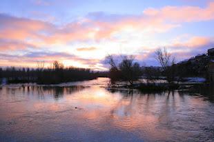 El rio Pisuerga