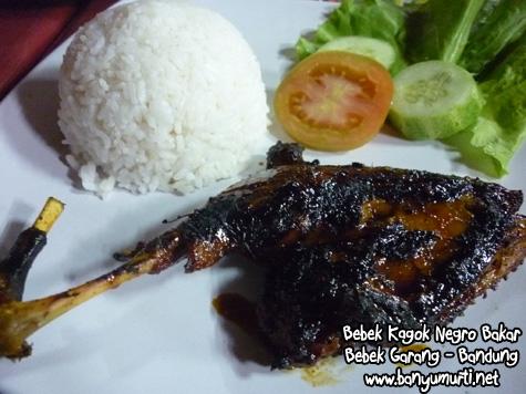 Kuliner Bandung - Bebek Garang