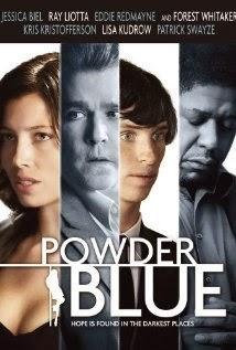 Phấn Xanh - Powder Blue
