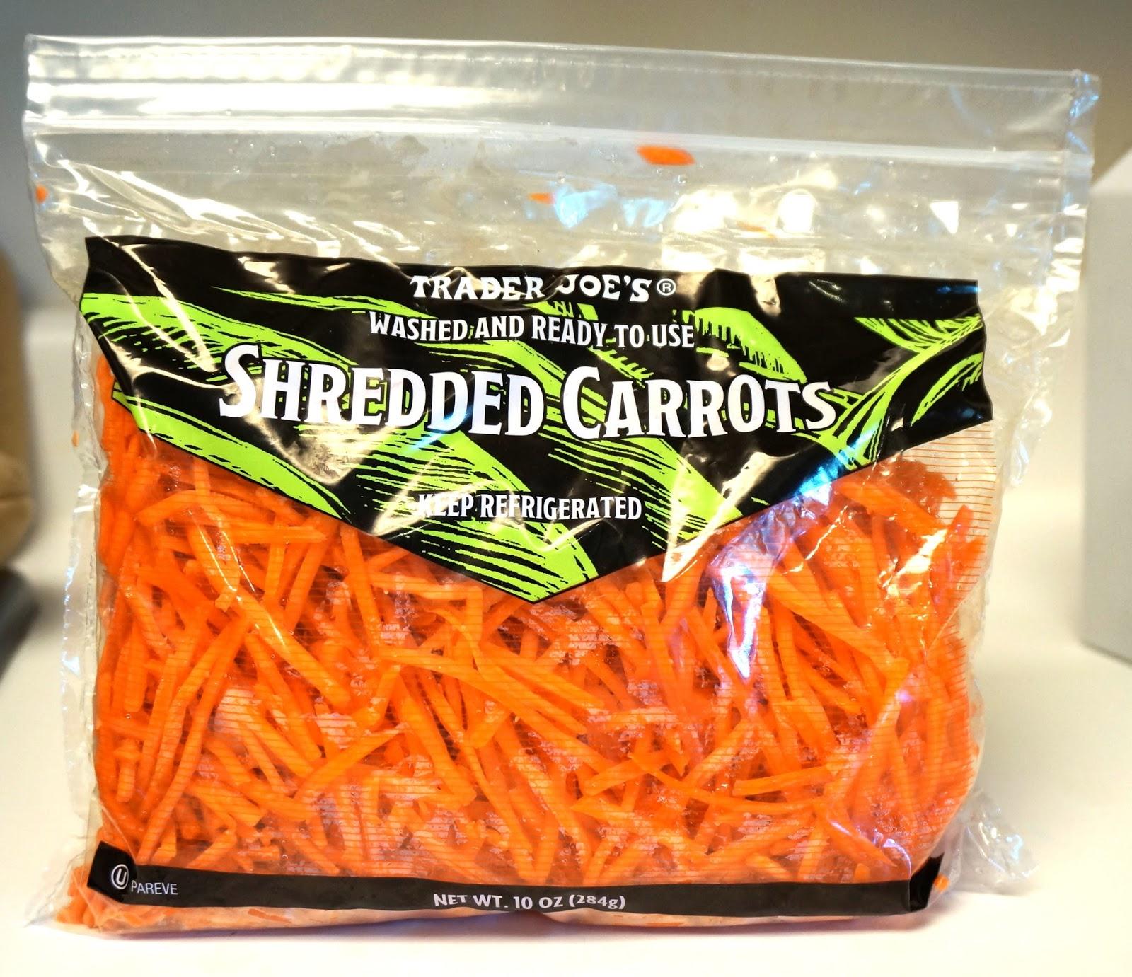 Shredded Carrots - Ready Pac