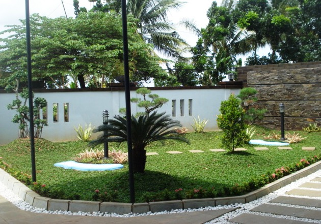 Proyek Taman Gedung , Apartemen