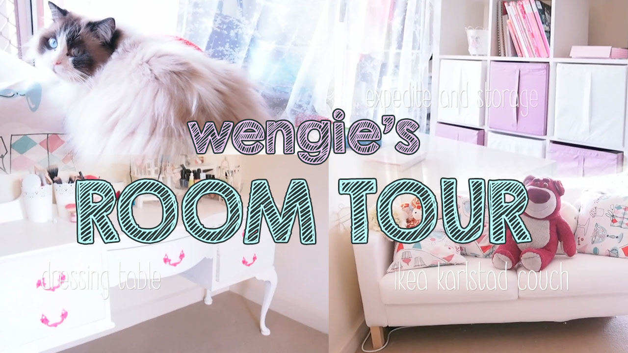 Roomtour Yt My Apartment Is Actually Quite Small Since I Live In A Convenient Place That