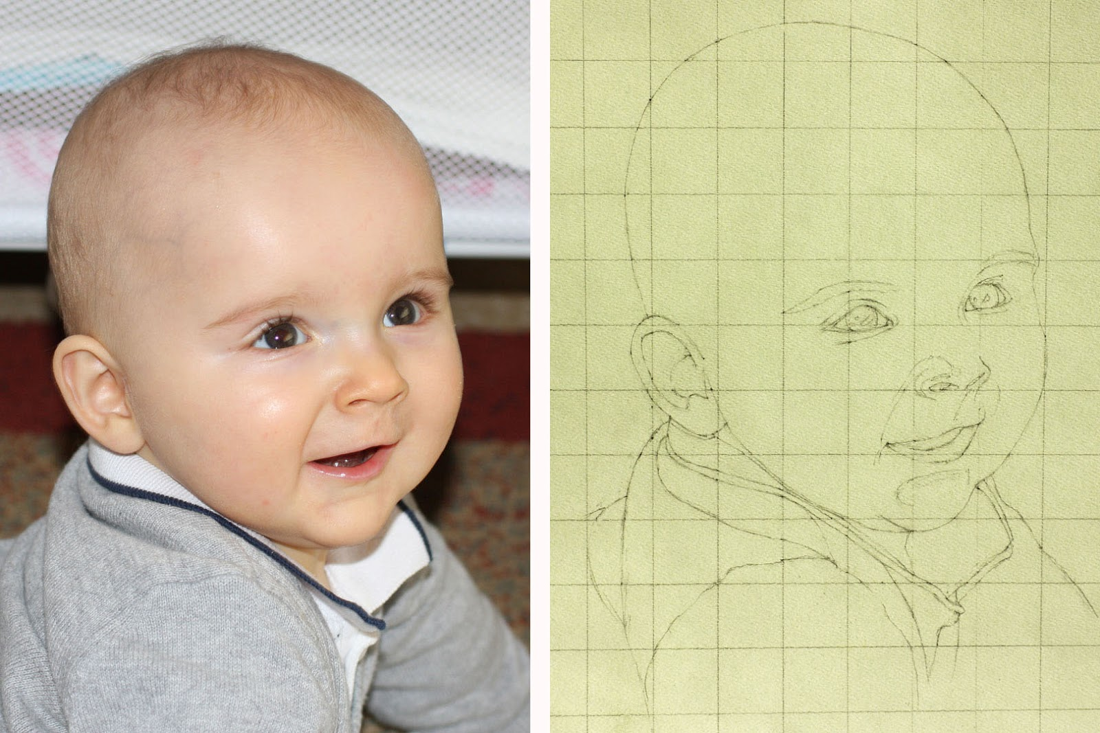 how to draw a perfect portrait