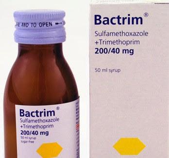 Sulfaméthoxazole, Triméthoprime BACTRIM* ~ TOUT SAVOIR SUR