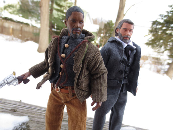 playtime on the plantation necas django unchained action figures cause uproar