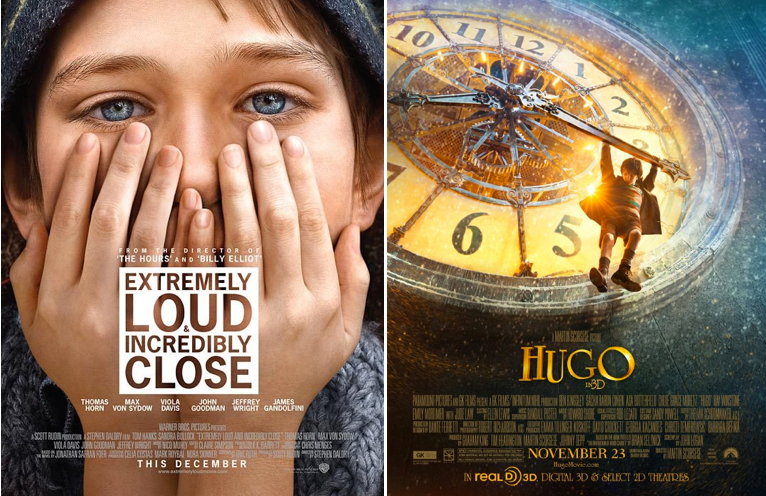 extremely loud and incredibly close the A boy lost his father after the 9/11 event , he tries to find what's left of him through the journey of searching for the key's lock found in his father's.