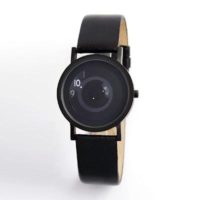 Black Reveal Watch