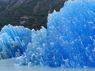 gletser unik