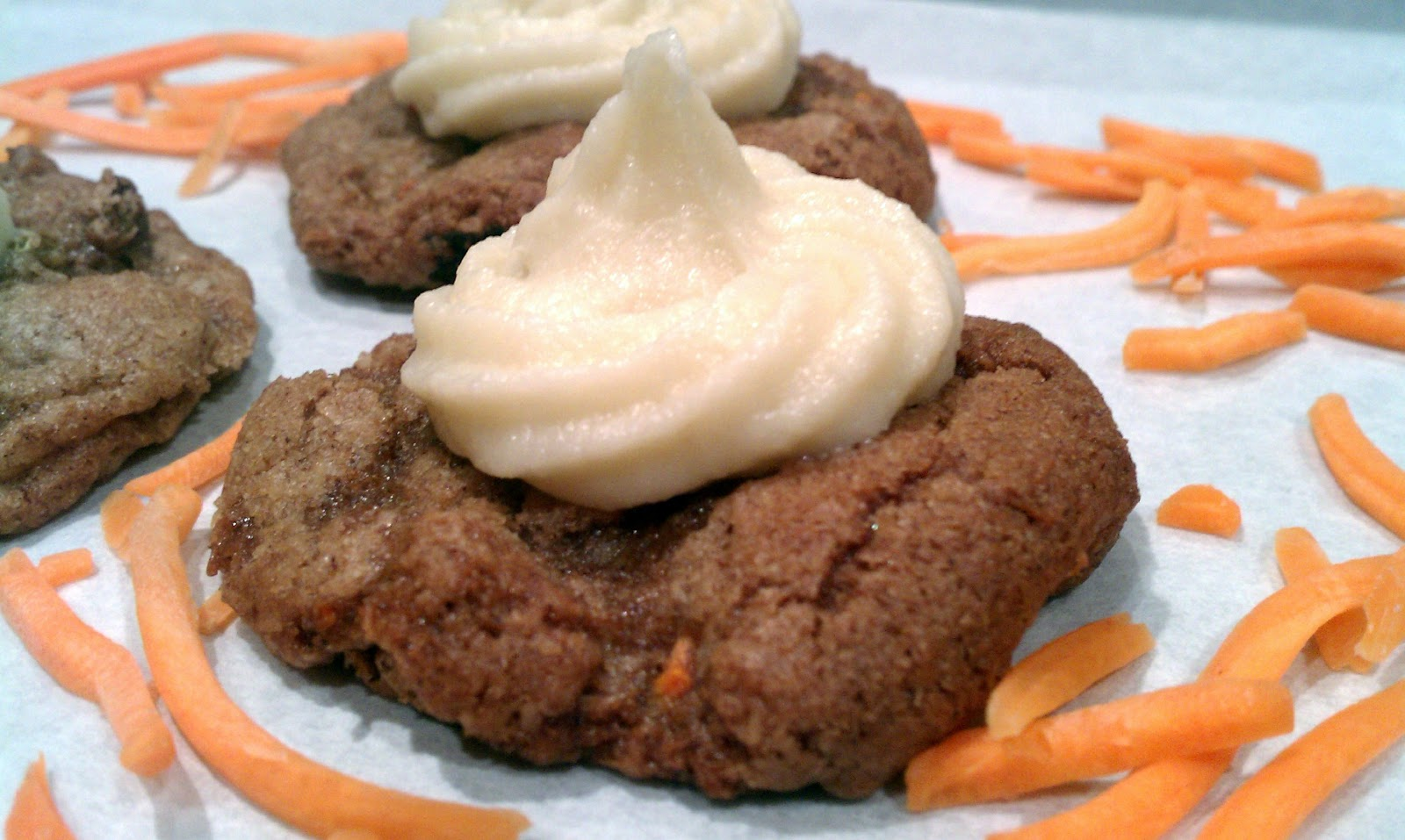 Life's Simple Measures: Carrot Cake Cookies