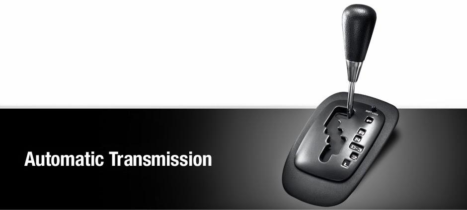 Automatic Transmission Avanza