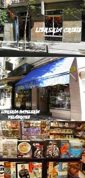 MIS LIBROS EN MADRID