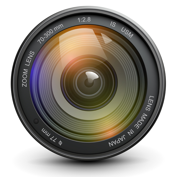 freevector21 camera photo lens vector