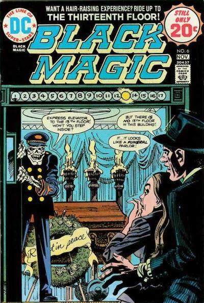Black Magic #6