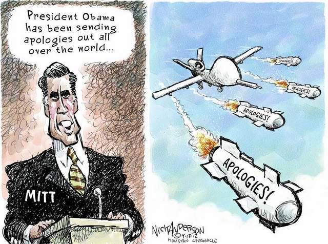 Political Memes President Obama Apologies