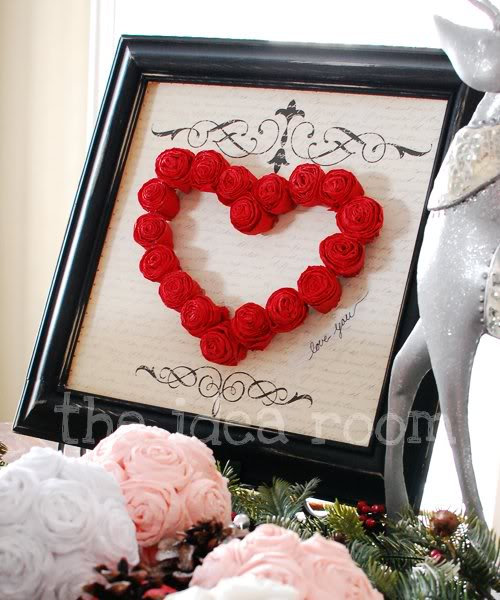 Anyone can decorate best valentine 39 s diy decor projects for Valentines room decor