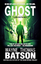 GHOST available now in Paperback!