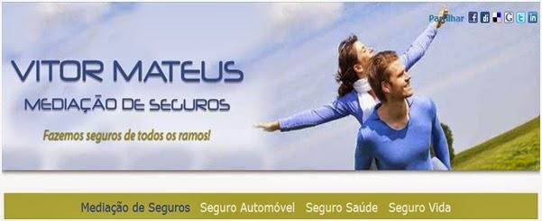 Vitor Mateus - Mediação de Seguros