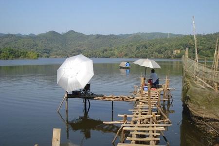 Hướng dẫn cách câu cá sông hiệu quả