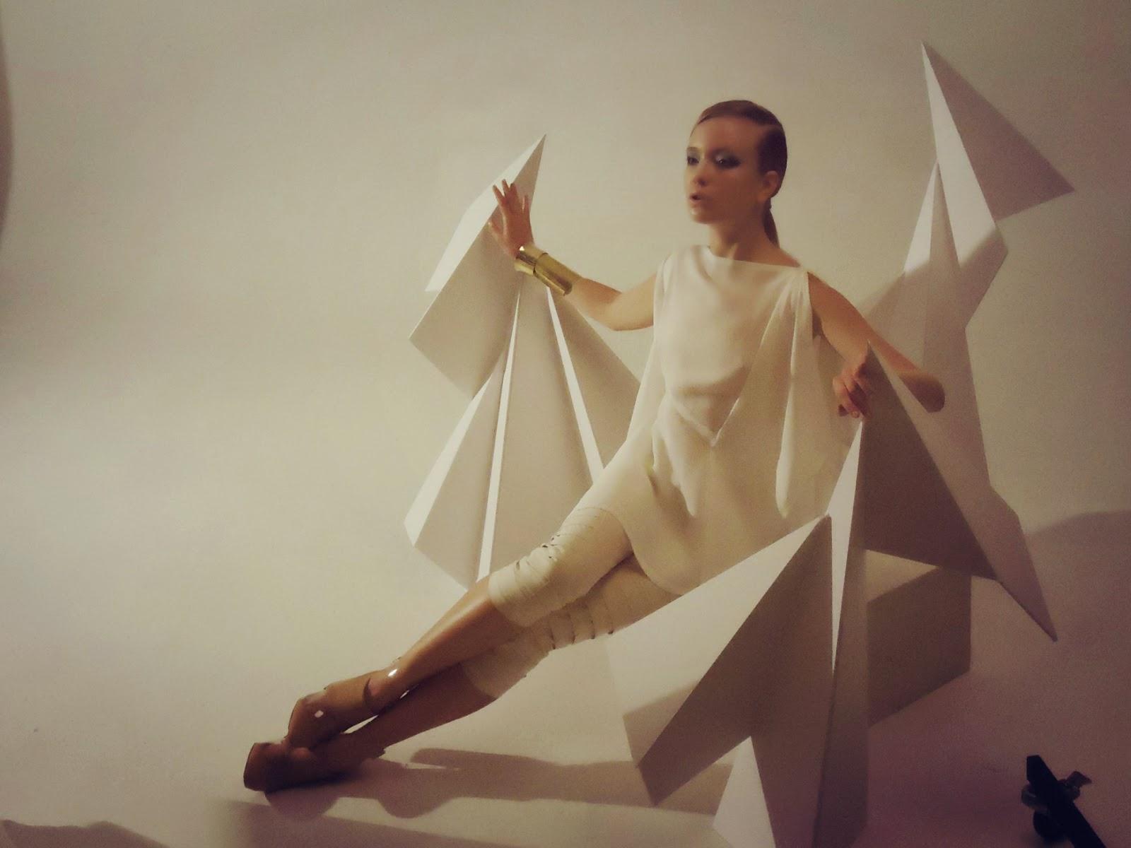 Masha, modelo new icon, prospectamoda, campaña sapica marzo 2015, méxico d.f.