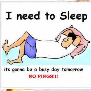 DP BBM tentang puasa butuh tidur