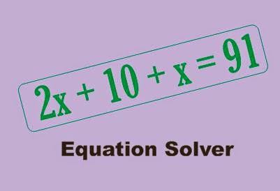 Where to Solve Mathematical Equations Online
