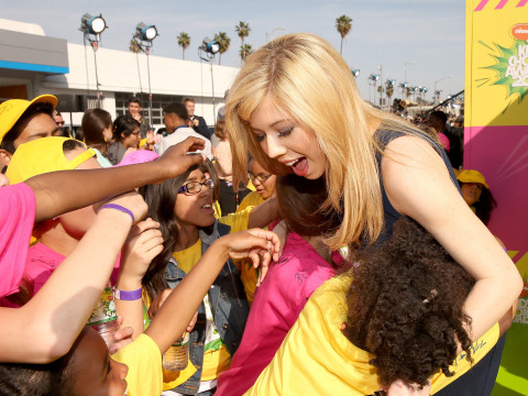 Jennette McCurdy KCA 2013 ShurKonrad 3
