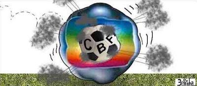 Eu quero que a Seleção da CBF corrupta e da Globo se dane