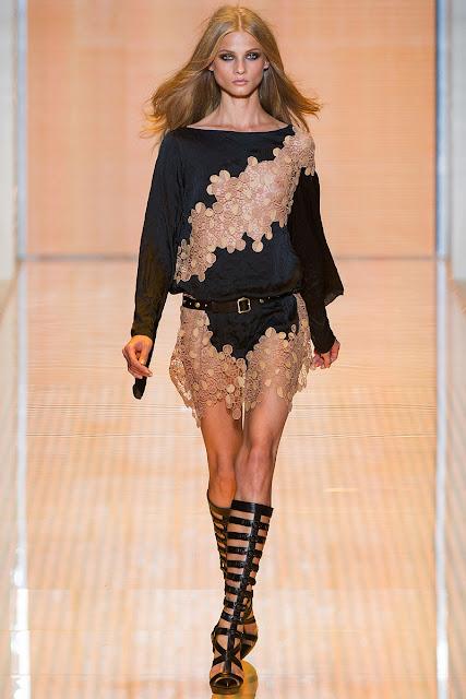Versace Spring/Summe 2013