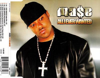 Mase - All I Ever Wanted-(EU_CDS)-1998