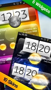 Premium Widgets & Weather HD For Android