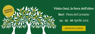 fiera olivo bari