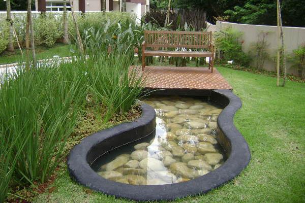 fontes de agua para decoracao de interiores : fontes de agua para decoracao de interiores:Green Arte Design e Jardins: ÁGUA NA DECORAÇÃO
