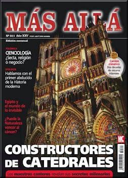 """Descarga revista """"Más Allá"""" enero 2015"""