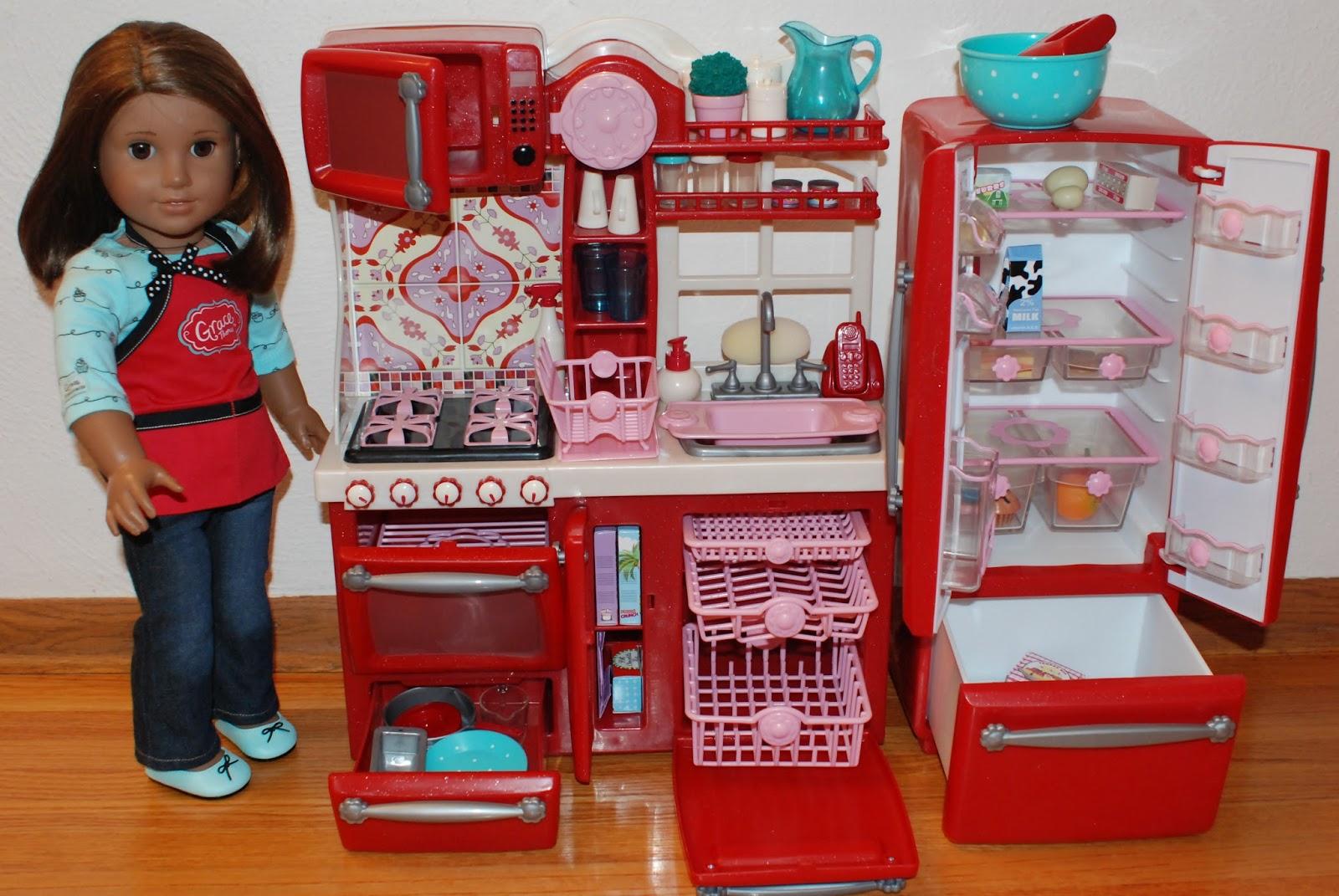 Darling Dolls: Our Generation Kitchen!