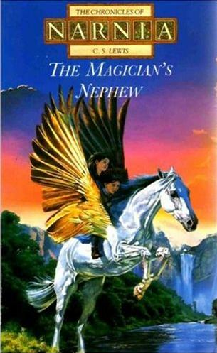 an analysis of the magicians nephew adaptation from the narnia series by c s lewis Beyond the better known mythological and christian influences, the series also draws from rider haggard's works and the lost world genre more generally in the construction of the chronicles of narnia, lewis's adaptation of other works is so in depth and takes such a broad sampling from other works and places that.