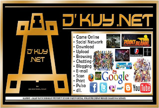Dkuy Net, Warnet, Game Online