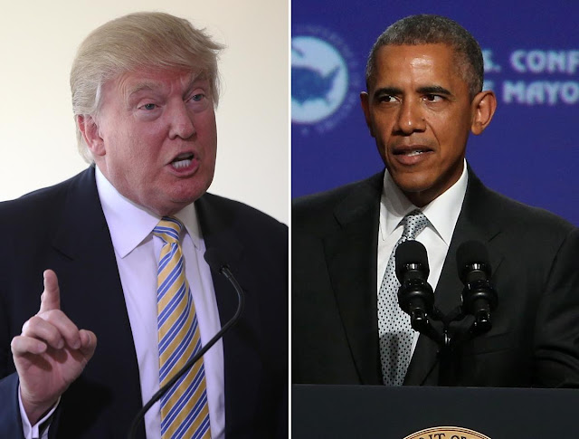 Donald Trump: Obama climate change remarks one of 'dumbest things' uttered in history
