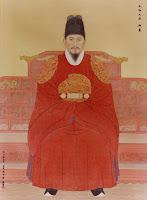 http://commons.wikimedia.org/wiki/File:Jeongjo_of_Joseon.jpg