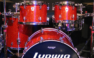 Ludwig Drum Set - Keystone Series