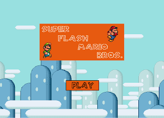 Super Flash Mario Bross