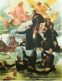 Beato Inácio de Azevedo e companheiros mártires