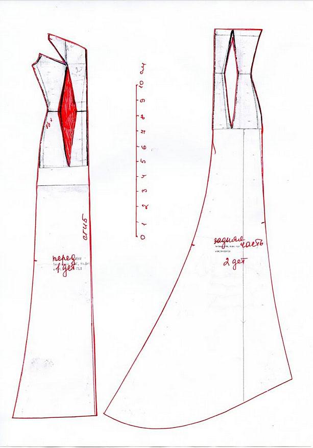 Одежда для барби выкройки с описанием выполнения